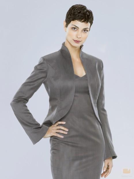Morena Baccarin en el papel de Anna